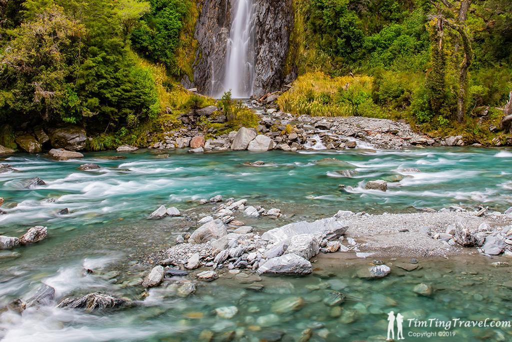 10 Thunder Creek Falls (雷鳴溪瀑布)