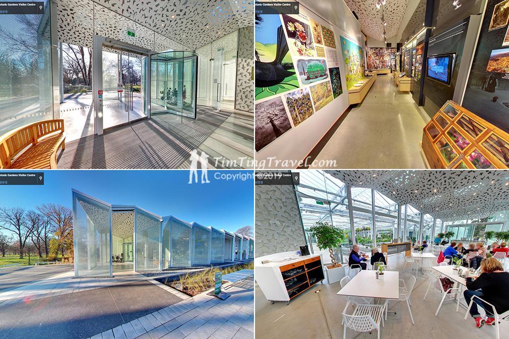 #2 Christchurch Botanic Garden (基督城植物園):植物園遊客中心