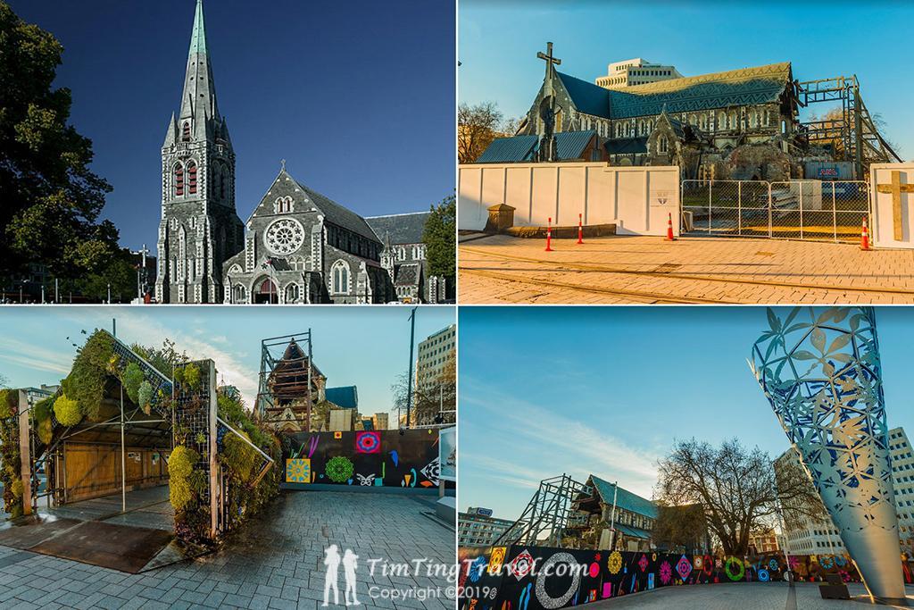 #3 Christchurch Cathedral & Christchurch Square (基督城大教堂 & 基督城廣場)