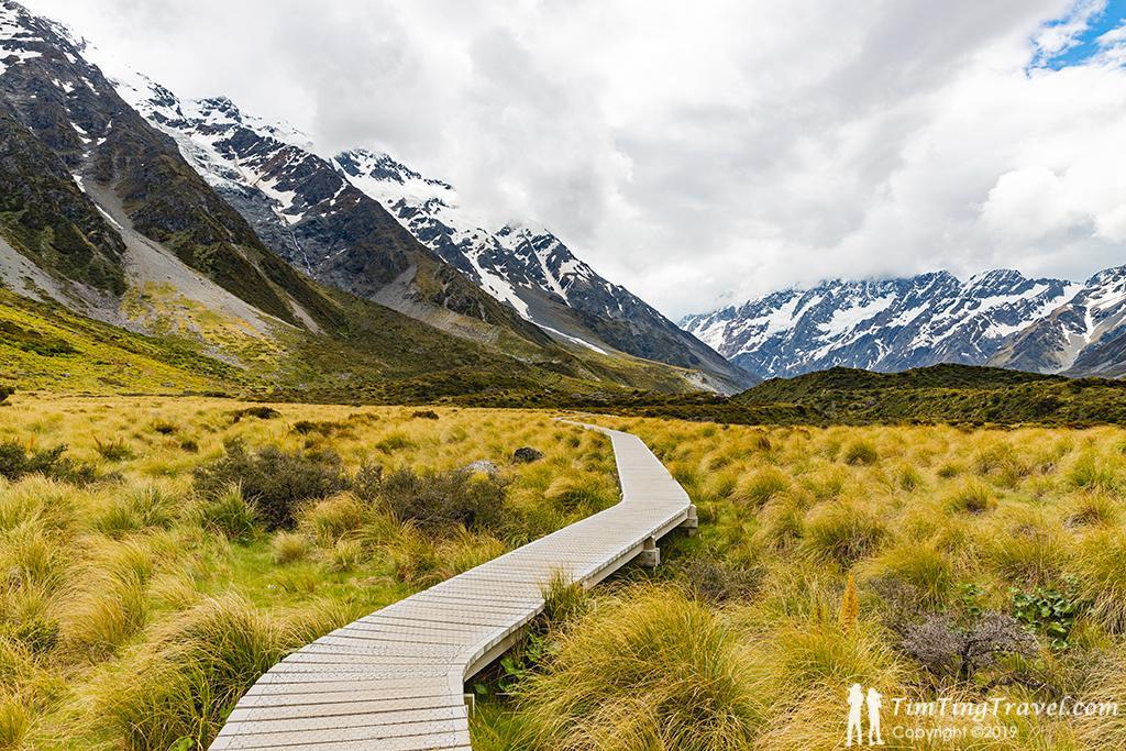 37 Mt. Cook – Hooker Valley Track (庫克山最熱門步道:胡克峽谷步道)
