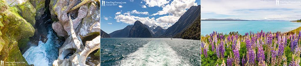 Day 6 : Te Anau (蒂阿瑙) → Milford Sound (米爾福德峽灣) → Queenstown (皇后鎮)