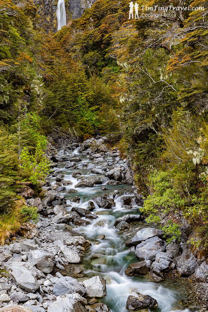 Arthur's Pass National Park (亞瑟隘口國家公園) 最熱門步道:Devil's Punchbowl Track