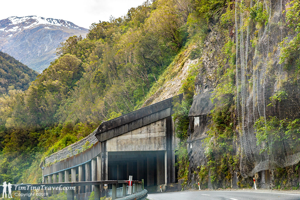 73號公路必訪景點#4:Otira Gorge Rock Shelter Lookout
