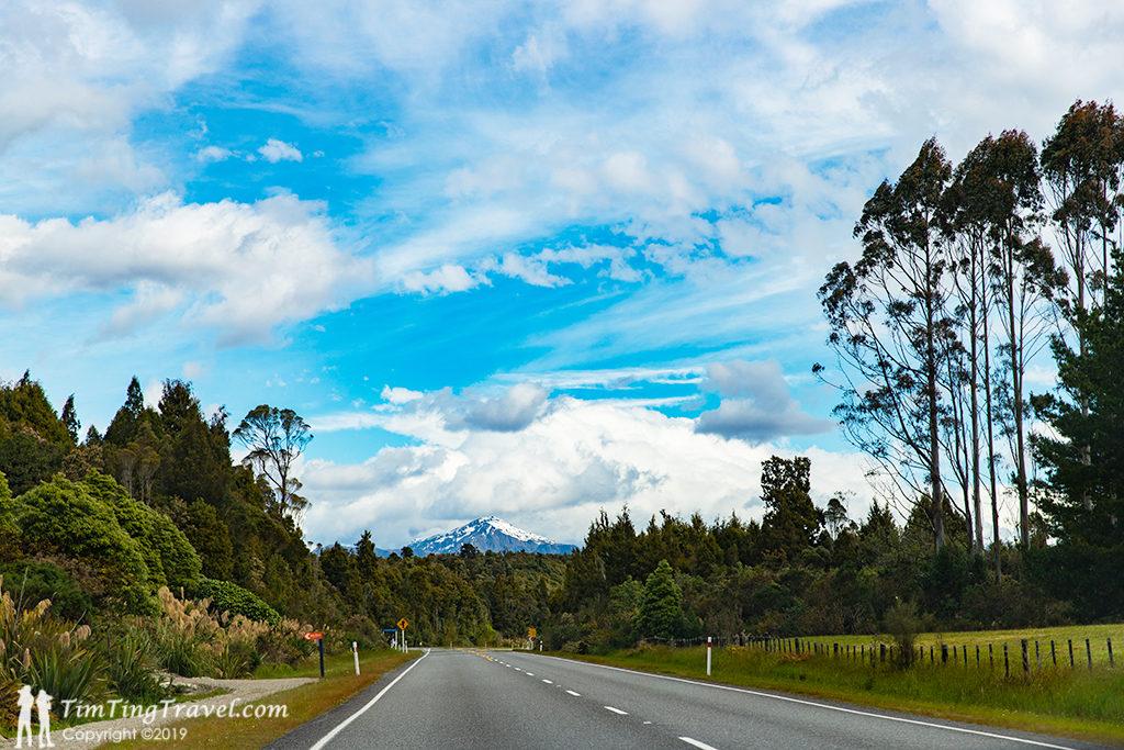 紐西蘭西海岸 沿途必訪景點