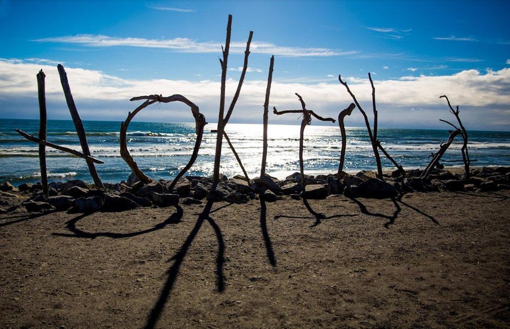 #1 Hokitika Beach (霍基蒂卡海灘 & 日落海灘)
