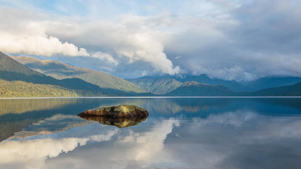 #4 Lake Kaniere (卡尼里湖)