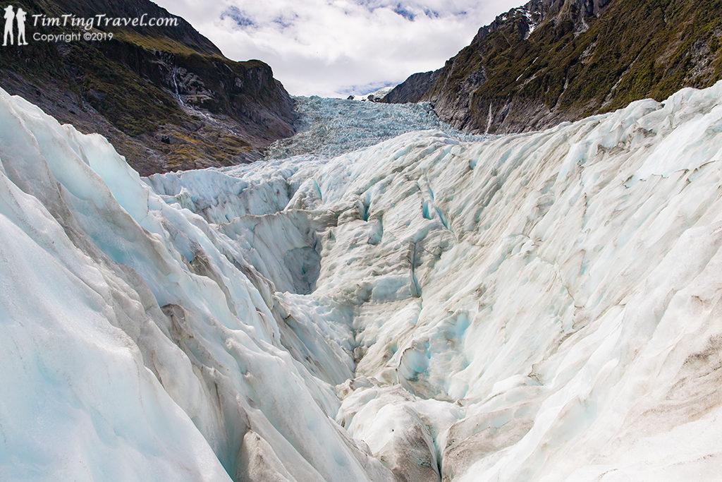 福克斯冰河 Fox Glacier