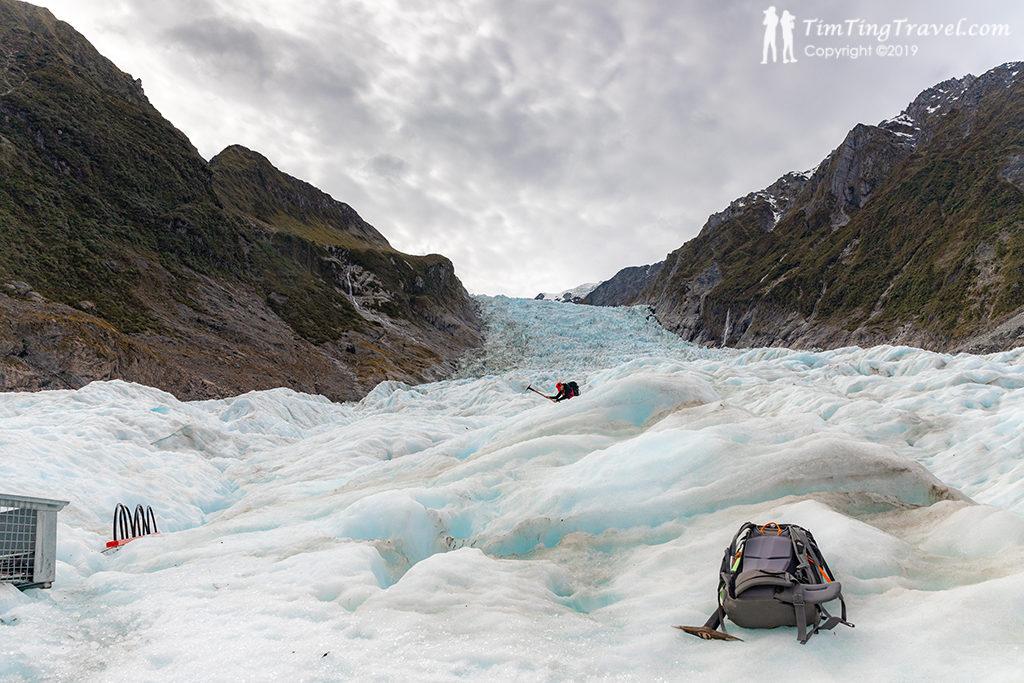 無限延伸的冰河