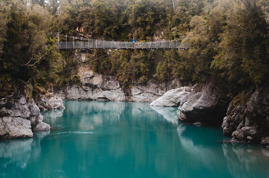 #2 Hokitika Gorge Walk (霍基蒂卡峽谷步道)