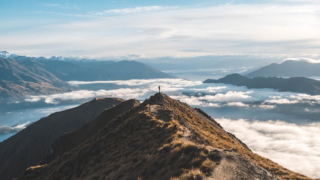 Wanaka 必遊景點 #2 Hiking