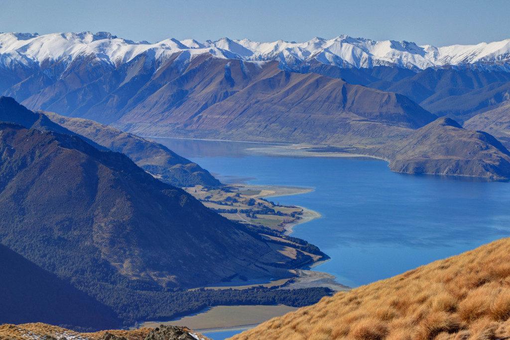 Wanaka Hiking Trail Top#3 : Isthmus Peak Track (地狹峰步道)