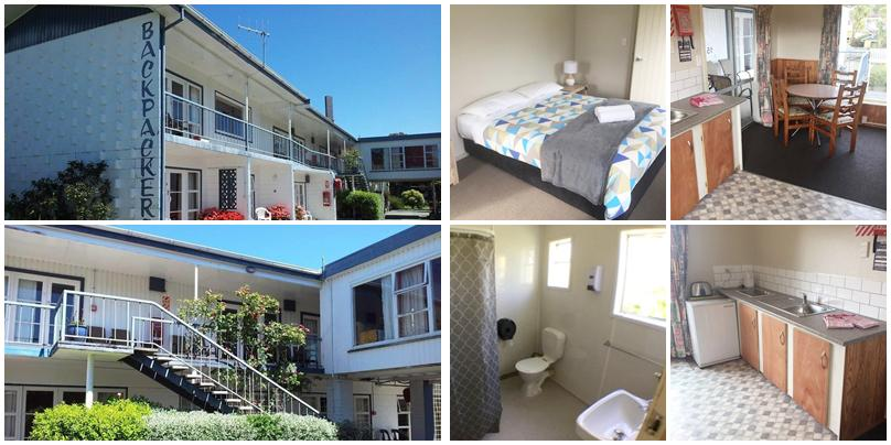 紐西蘭住宿 - 蒂阿瑙小鎮 (Te Anau):低價位 - Te Anau Lakefront Backpackers [青年旅舍]
