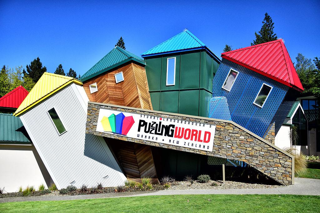 Wanaka 必遊景點 #4 Puzzling World (迷惑世界)
