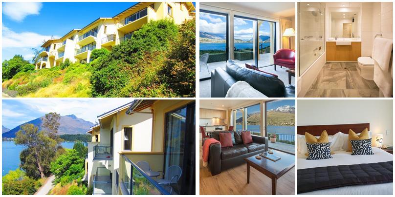 紐西蘭住宿 - 皇后鎮 (Queenstown):高價位 - Villa Del Lago [度假別墅]