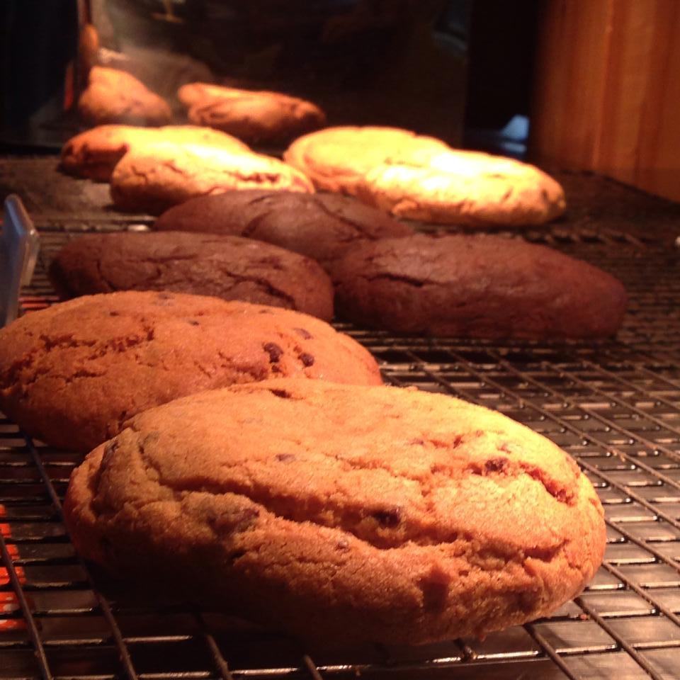電影中場休息時的獨家烤餅乾