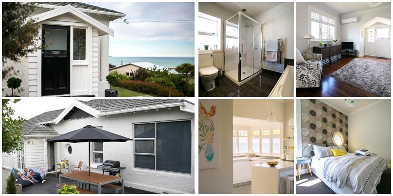 紐西蘭住宿 - Oamaru (奧馬魯):高價位 - Seascape on Tees [度假屋]