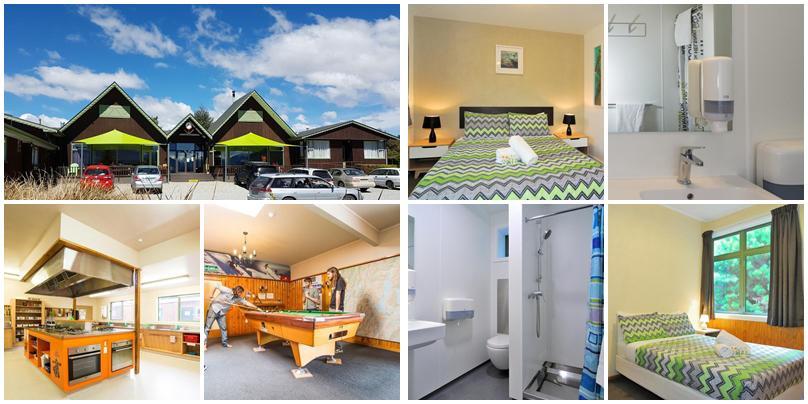 紐西蘭住宿 - 瓦納卡小鎮 (Wanaka):低價位 - YHA Wanaka Backpackers [青年旅舍]
