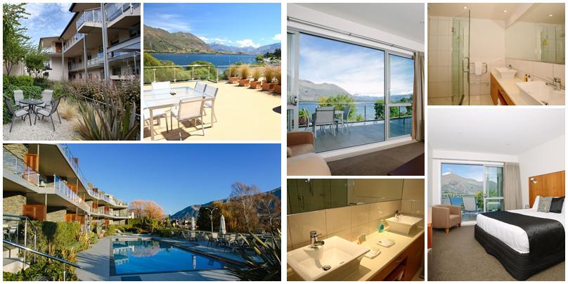 紐西蘭住宿 - 瓦納卡小鎮 (Wanaka):高價位 - Lakeside Apartments [公寓式飯店]