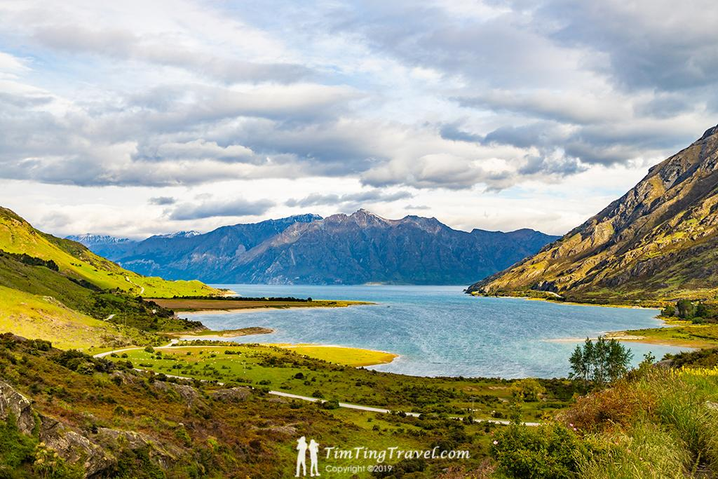[2019] 紐西蘭 Fox Glacier 到 Wanaka 沿途景點 | 西海岸最完整攻略