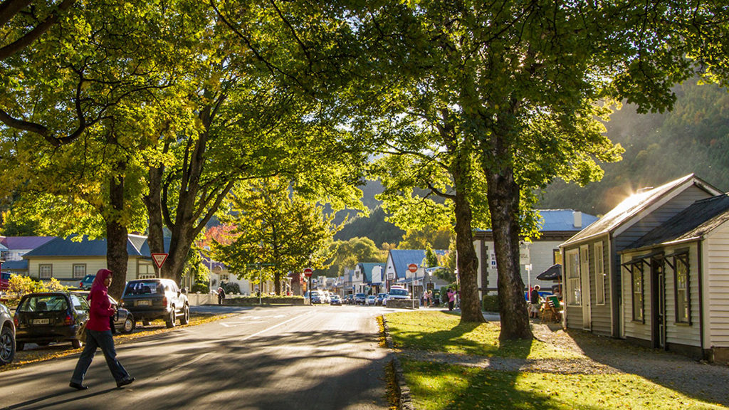 Arrowtown 必遊景點#1:Buckingham Street (白金漢街) - 充滿知性美的街道