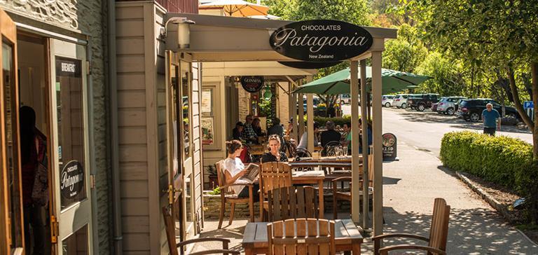 Buckingham Street (白金漢街) 景點:Patagonia Chocolates (巴塔哥尼亞巧克力)
