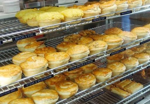 Buckingham Street (白金漢街) 景點:Arrowtown Bakery & Cafe (箭鎮烘焙房)