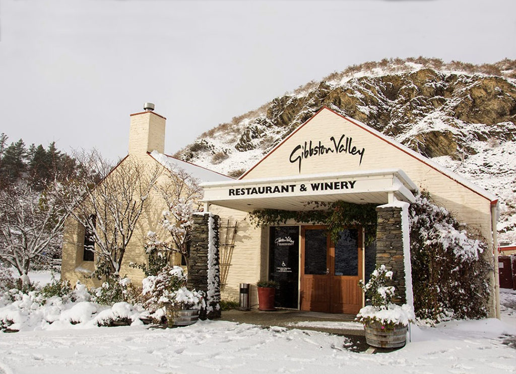 Wanaka 到 Queenstown - 6號公路 沿途景點#4 : Gibbston Valley Winery (吉布森山谷酒莊)