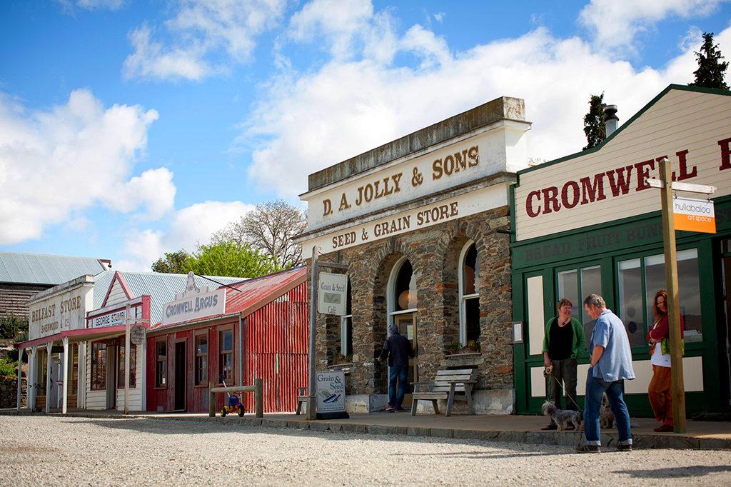 Cromwell 必遊景點#1 - Cromwell Heritage Precinct (文化遺產區)