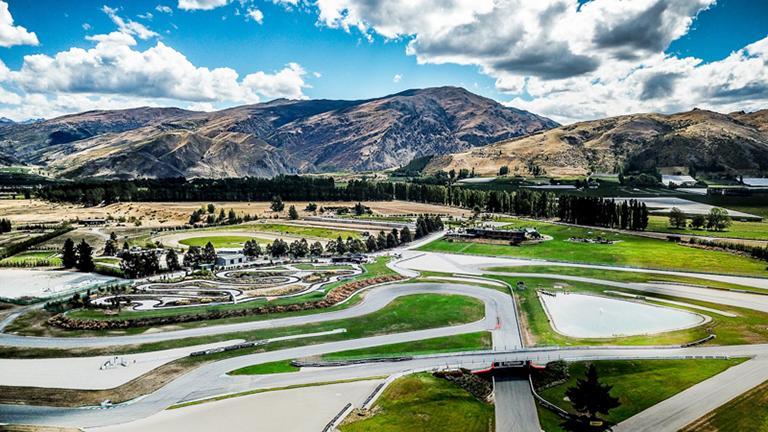 Cromwell 必遊景點#5 - Highlands Motorsport Park (高地賽車公園)