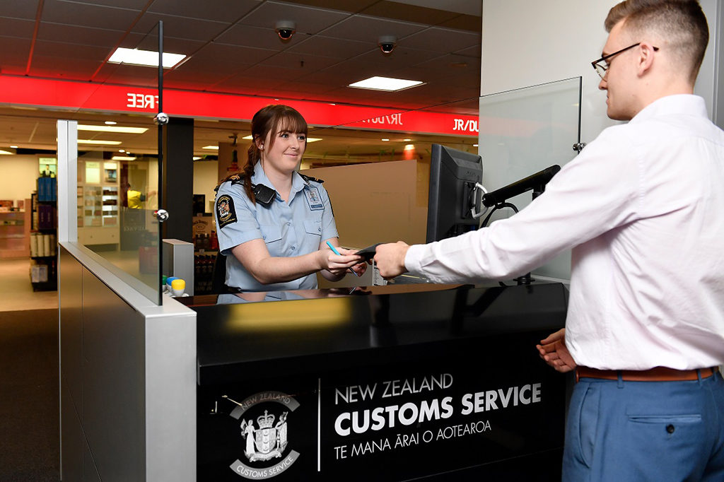 紐西蘭前行準備#8 - 入境海關注意事項