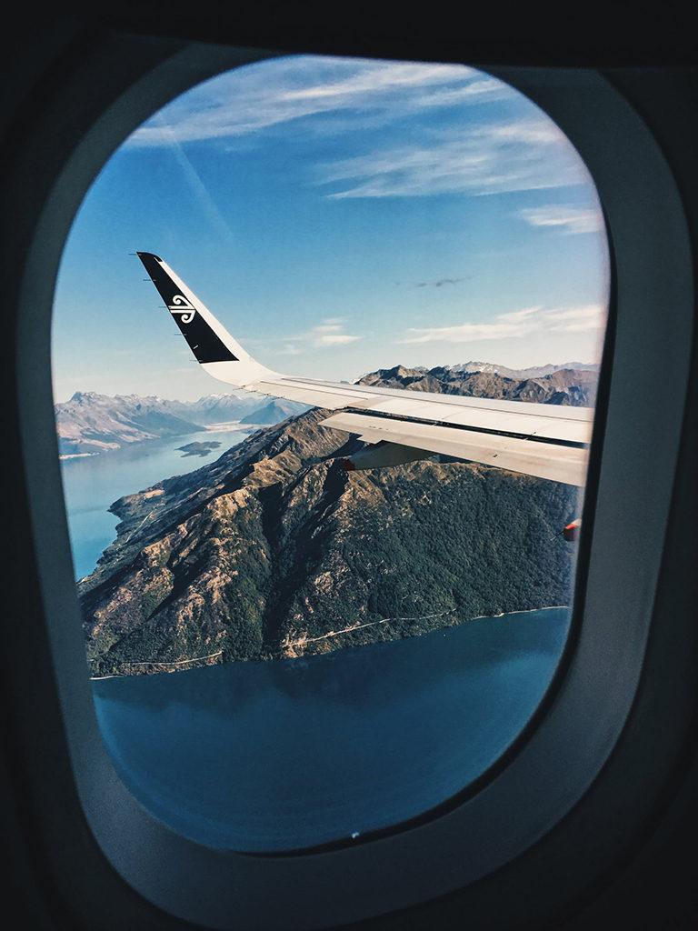 紐西蘭前行準備 - 訂機票#1 紐西蘭航空官網