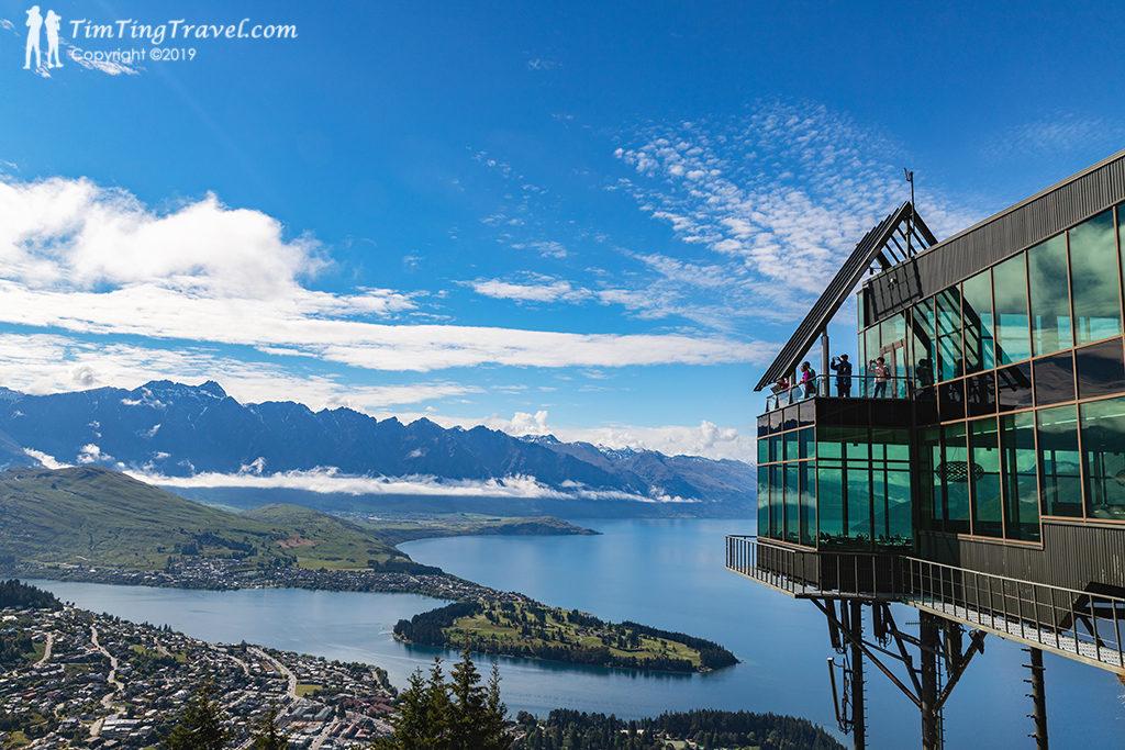 皇后鎮 必遊景點#1:Skyline Gondola & Luge (天際纜車 & 溜溜車)