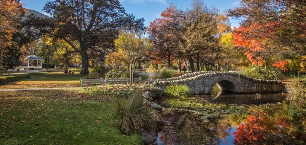 皇后鎮 必遊景點#5:Queenstown Garden (皇后鎮花園)