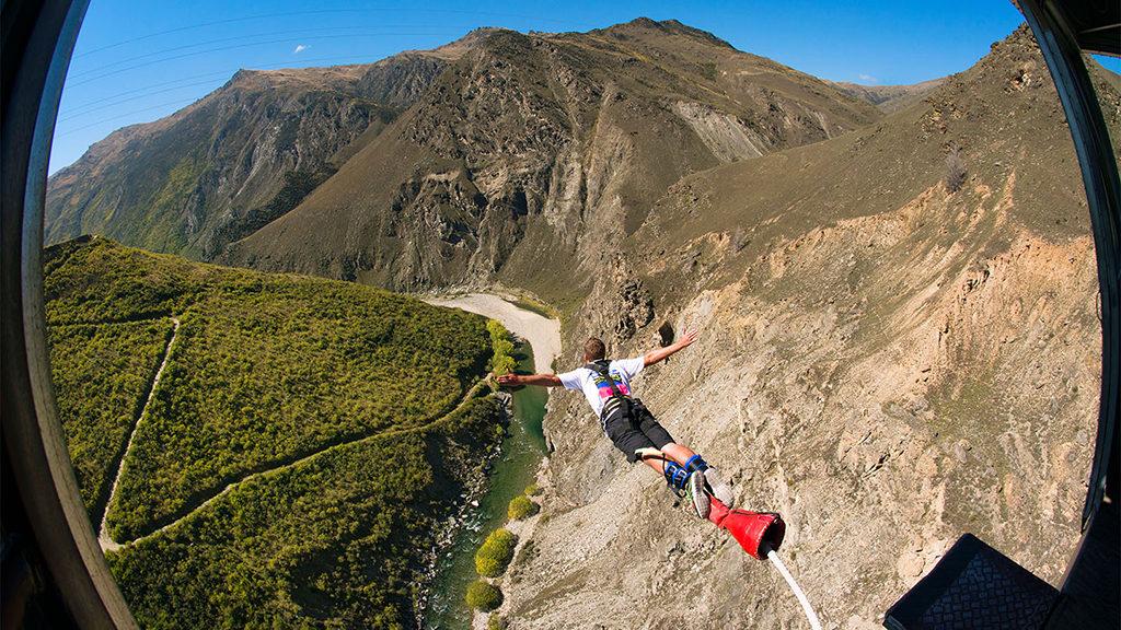 皇后鎮 必遊景點#8-2:Nevis (納維斯峽谷) - 紐西蘭最高的高空彈跳
