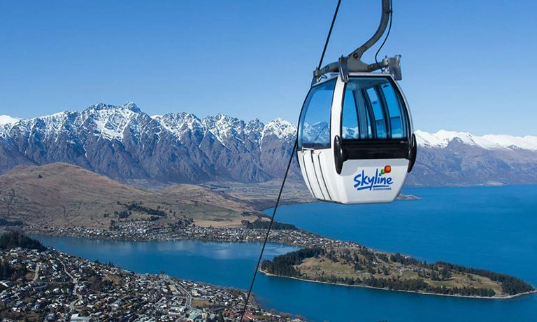 Skyline 景點1 - Gondola 纜車