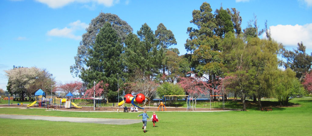 Te Anau Downtown (蒂阿瑙小鎮) : Lions Park (獅子公園)