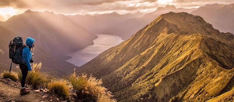 Te Anau 必遊景點#5 - Kepler Track Trail (開普勒步道)