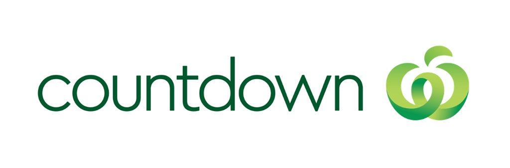 紐西蘭超市簡介 #1 countdown logo