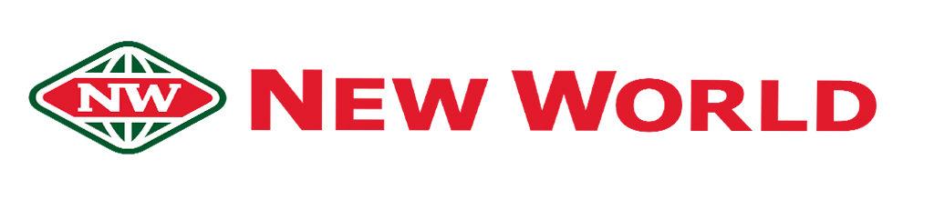紐西蘭超市簡介 #2 NEW WORLD logo