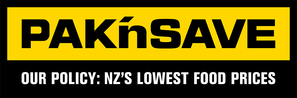 紐西蘭超市簡介 #3 PAK'nSAVE logo & Policy