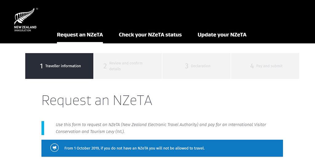 紐西蘭移民署官網