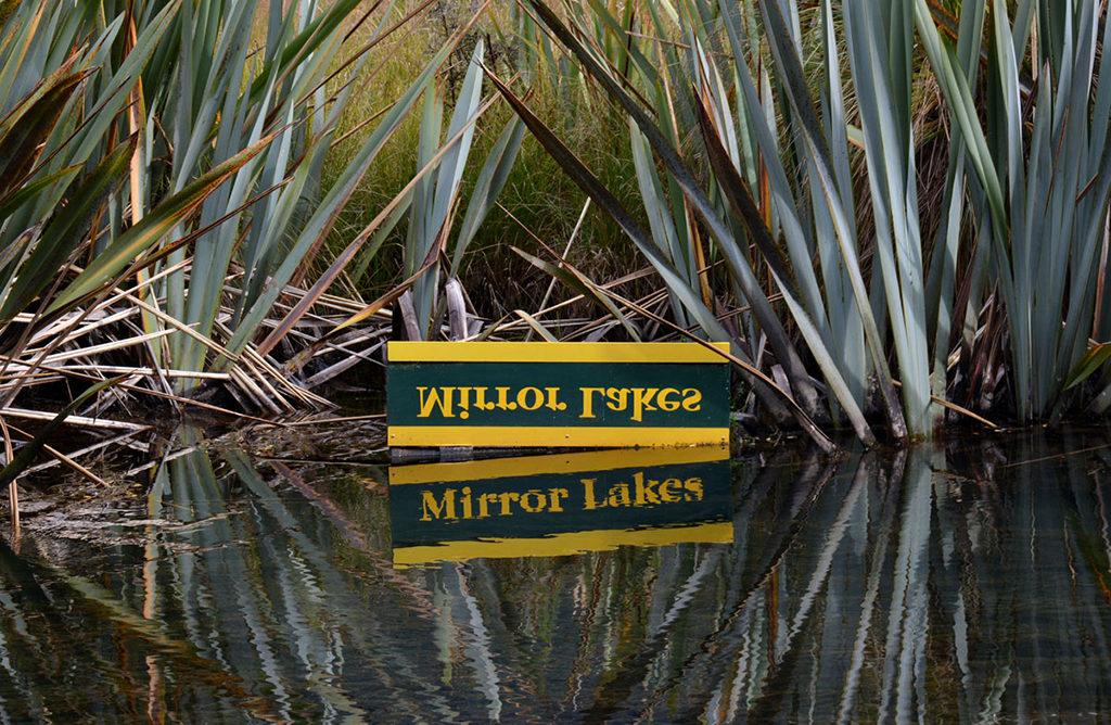 Mirror Lakes 的小巧思