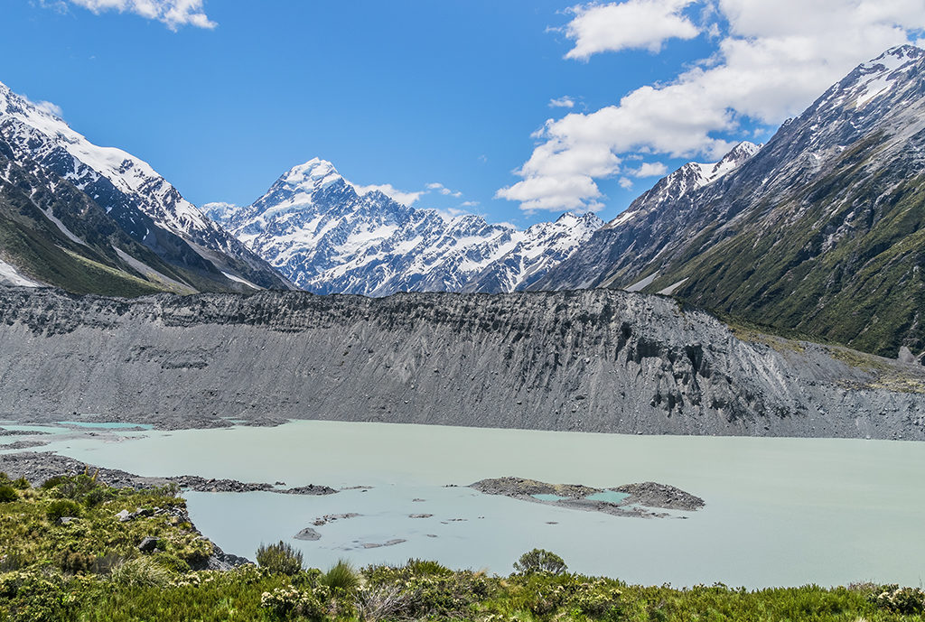 Mt. Cook 推薦步道 & 必遊景點 #3-1:Kea Point Track (啄羊鸚鵡步道)