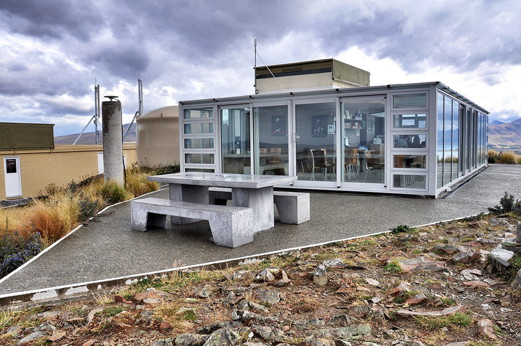 Mt John Observatory (約翰山天文台) 必訪景點:Astro Café (天文咖啡廳)