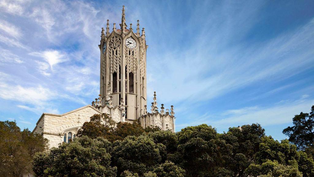 Auckland 必遊景點 #1.3 University of Auckland (奧克蘭大學)