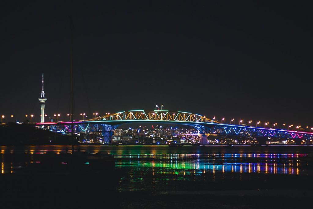 Auckland 必遊景點 #3.2 Auckland Harbour Bridge (奧克蘭大橋)