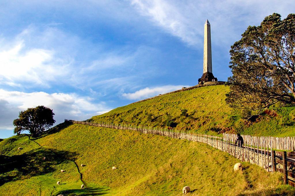 Auckland 必遊景點 #10 One Tree Hill (獨樹山)