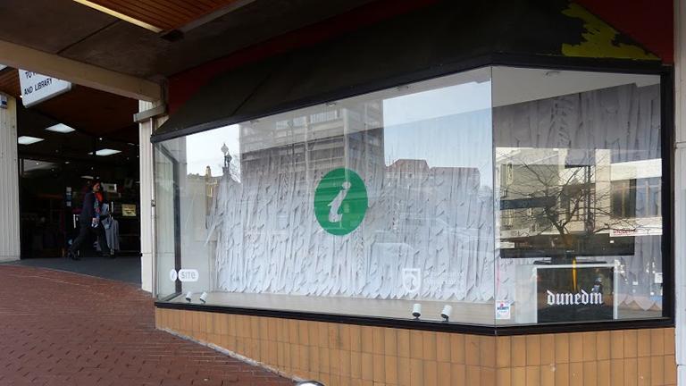 The Octagon (八角廣場) 景點 - Dunedin i-SITE Visitor Information Centre (遊客中心)