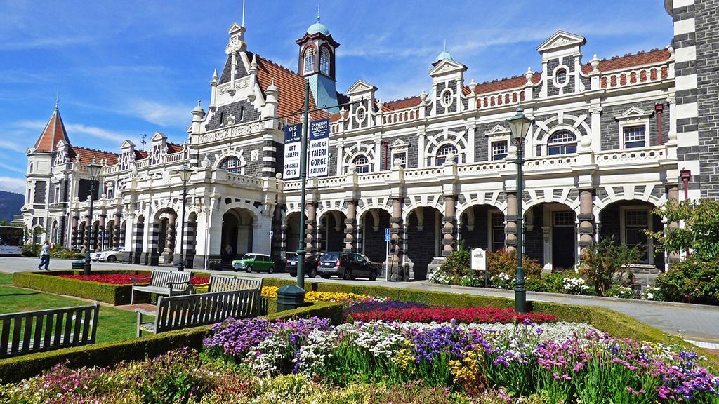 Dunedin 必遊景點 #2 - Dunedin Railway Station (但尼丁火車站)