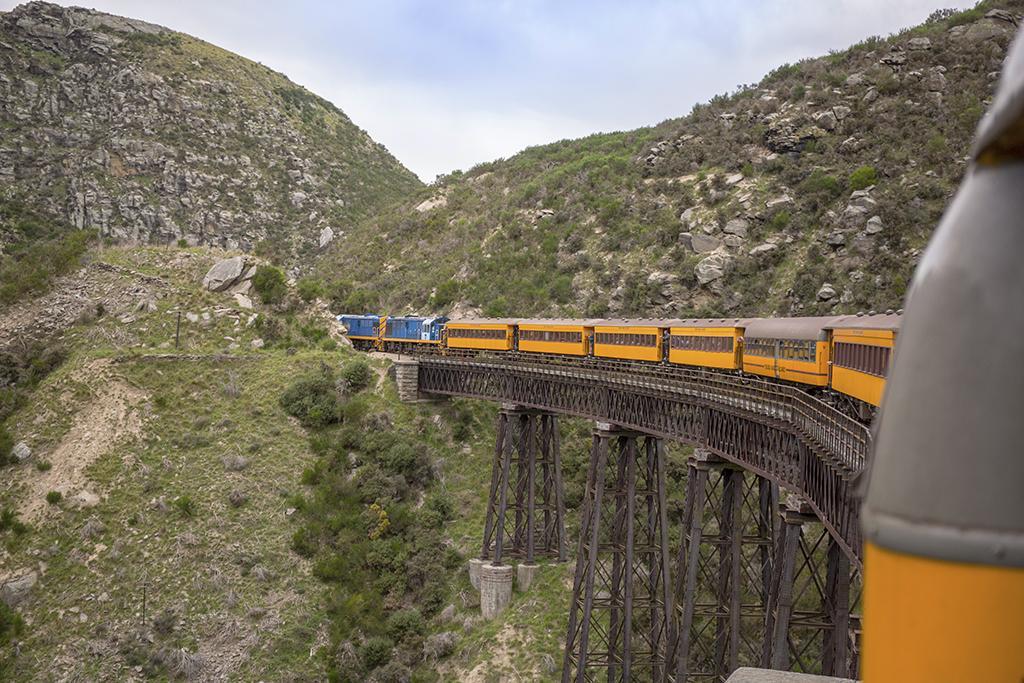 鐵路觀光之旅:Taieri Gorge Railway (泰伊里峽谷)